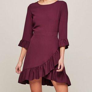 Miss Selfridges ruffle dress.